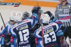 Kometa Brno - Sparta: Nečas povedenou ranou otevřel skóre, 1:0
