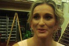 Špotáková v roli zpěvačky: Jsem ráda, že jsem se do toho nakonec nechala ukecat, nádherný zážitek