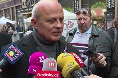 Michal Horáček na Národní