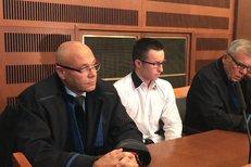 AUDIO: Pokřik a potlesk v soudí síni s Nečesaným po rozsudku