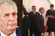 Prezident Zeman dostal v Rusku čestný doktorát