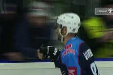 Chomutov - Sparta: Honzík inkasoval jako první, trefil se Vondrka, 1:0