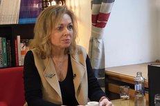 """Topolánkova žena o prezidentské """"Hře o trůny"""":  Se synem (10) jsme si řekli, že přichází zima"""