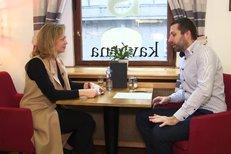 Káva s první dámou: Lucie Talmanová (celý záznam pořadu)