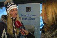 Kráska Kašáková válí na lyžích: Tety z děcáku mě to naučily!