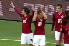 Rosického podzim před koncem kariéry: gól proti Karviné, ovace fanoušků