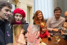 Superdebata kandidátů: Čeká Marek Hilšer s manželkou dítě?
