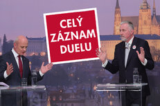 """Topolánek v ostrém duelu s Horáčkem. Přeli se o """"mlátičku"""" Ondráčka, kraje a dluhy lidí"""