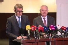 Andrej Babiš se nechá vydat policii