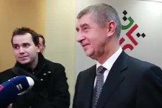 Andrej Babiš v Bulharsku: slabší chvilka