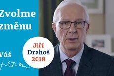 Volební spot Jiřího Drahoše
