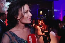 Pohublá Gábina Partyšová v krajkových šatech: Zmáhá jí druhý rozvod?