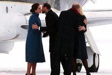 Princ William a vévodkyně Kate na cestě po Skandiniávii.