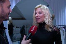 Zase nahá! Jak zvládá mrazy sexbomba Eva Perkausová?