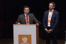 Sjezd ČSSD - výsledek volby předsedy
