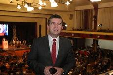 Jan Hamáček bude v příštích dnech jednat o vládě s Andrejem Babišem. Rozhovor Blesk Zprávám poskytl na sjezdu v Hradci Králové