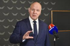 Poražený kandidát na prezidenta Pavel Fischer se rozhodl: Chce do Senátu