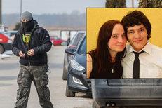 Záběry z místa činu: V téhle ulici někdo zastřelil slovenského novináře a jeho přítelkyni