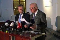 Kde se rýsuje shoda? Vyjednavači ANO Brabec s Faltýnkem po schůzce s ČSSD, SPD i komunisty