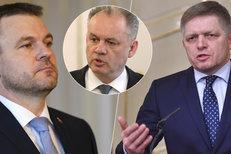 Fico podal demisi. Kiska sestavením vlády pověřil Pellegriniho