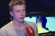 Adam Mišík: Nejsem agresor, jsem hodnej kluk