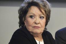 Jiřina Bohdalová se zranila: Drsný pád ze schodů! Musela do nemocnice!