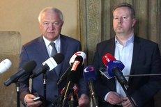 Faltýnek (ANO): ČSSD chce radši zahraničí než obranu. A v programu je stoprocentní shoda