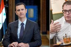 Asad hraje důmyslnou hru a zkouší, co všechno mu projde, míní exministr Zaorálek
