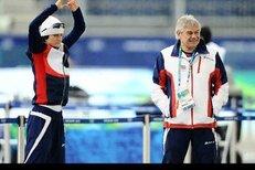Martina Sáblíková vyhrála olympijské zlato!