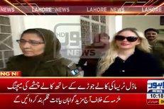 Tereza přišla k soudu v Pákistánu jako filmová hvězda