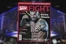 FIGHT: speciální magazín deníku Sport o fenoménu MMA