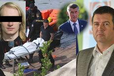 ČSSD jde do vlády s ANO. A Vltava vydala tělo mrtvého keškaře Honzy