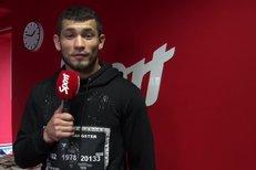 Machmud Muradov doporučuje Sport speciál FIGHT