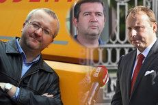 Hamáček počítá s vládou bez Pocheho. A válka o peníze na rozvodu Jančurových