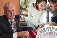 """Ministr Krčál: """"Přídavky na děti nezvýším."""" Rodinám prý postačí rodičovská"""