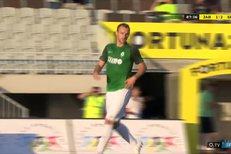 Jablonec - Sparta: Lischka ještě dává Severočechům naději, snížil na 1:2