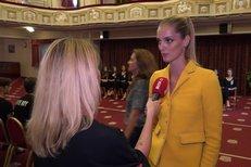 Topmodelka Denisa Dvořáková: Anorexie byla, je a bude!