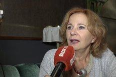 Kamila Magálová o filmu, o nemoci