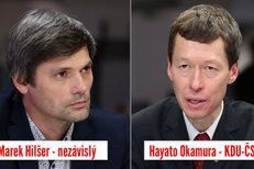 Hayato Okamura: Můj bratr ve službách Kremlu tlačí na Czexit. Vláčí lidi blátem