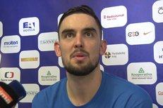 Satoranský po výhře nad Ruskem: Snad se v Česku zvýší zájem o basket