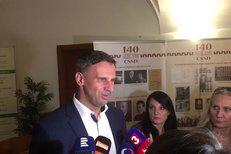 Zimola z ČSSD nechtěl odhadovat výsledek voleb ani účast