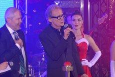 Hvězda Lásky nebeské Bill Nighy v Praze: Co popřál fanouškům k Vánocům?