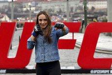 Pudilová o UFC v Praze: Před domácím publikem to bude extra