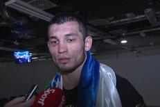 Lidi mě mají rádi. Pro MMA v Česku jsem něco udělal, hlásí Machmud Muradov