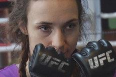 UFC v Praze: Rozsápe Pudilová americkou soupeřku? Viděli jsme její trénink!