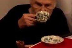 Takto Martin Trnavský zachytil poslední Vánoce Luďka Munzara, který zemřel 26. ledna 2019