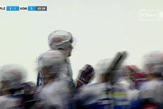 Plzeň - Brno: Petr Holík ještě zkorigoval skóre před koncem zápasu, 5:2