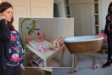 Jermanová má porodit v půlce března: v kanceláři má připravenou postýlku i přebalovací pult