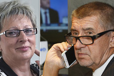 Babiš: Mám nezkušenou ministryni. O drahých datech se Nováková vyjádřila nešťastně, na operátory kvůli cenám tlačím