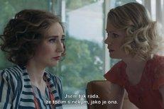 Carice van Houten a Hanna Alström o rolích i natáčení filmu Skleněný pokoj